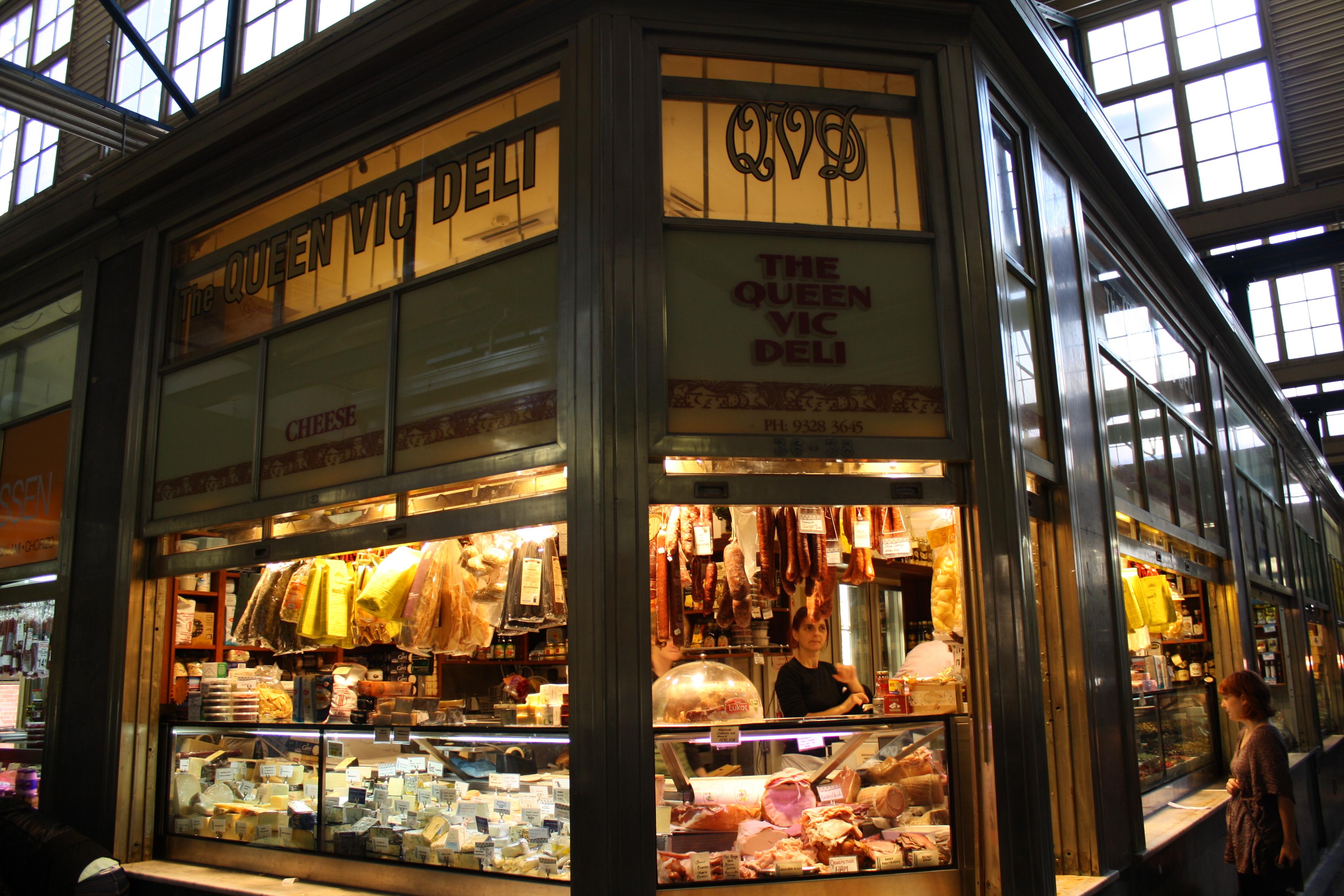 Queen Victoria Market Foodies Dream Tour
